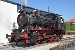 Ebermannstadt - Behringersmuhle Museum Railway