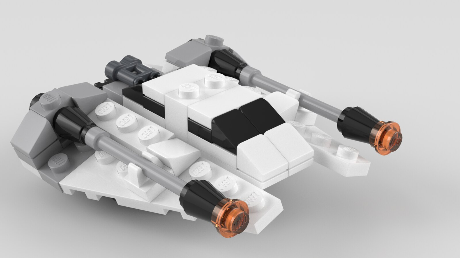 Something New: Rendering LEGO's With Mecabricks & Blender