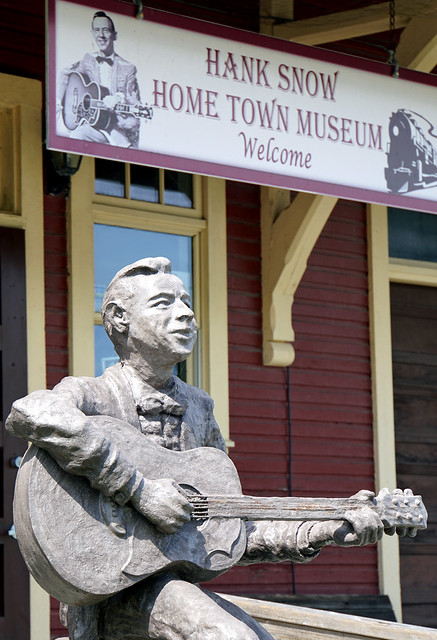 NS-01207 - Hank Snow Museum