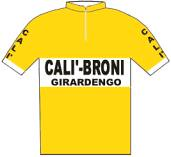 Calì Broni - Giro d'Italia 1958