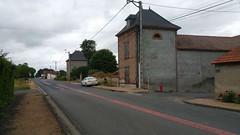 Fire-fighting facility P63332.0014 - Photo of Saint-Genès-du-Retz