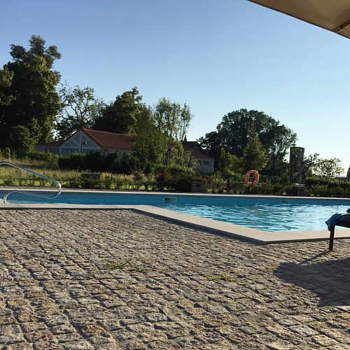 La piscina #poolside