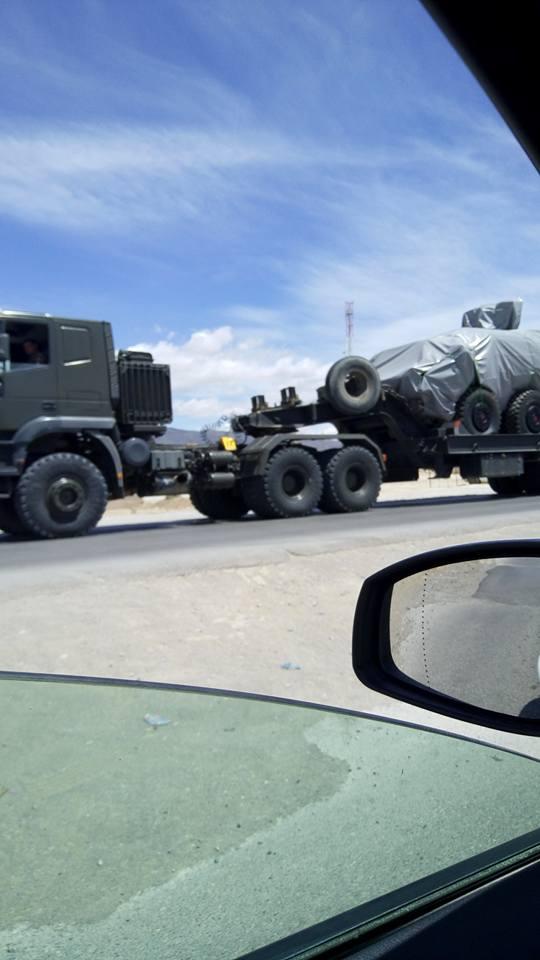 الصناعة العسكرية الجزائرية ... مدرعات ( فوكس 2 ) - صفحة 4 27803790695_94fc67d365_o