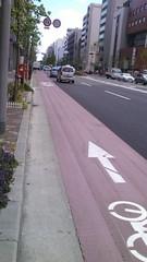 Karasuma Bike Lane