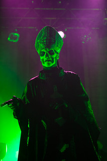 Ghost perform at the Opera House in Toronto, Canada on May 6, 2013
