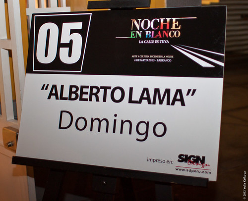 Alberto Lama Domingo