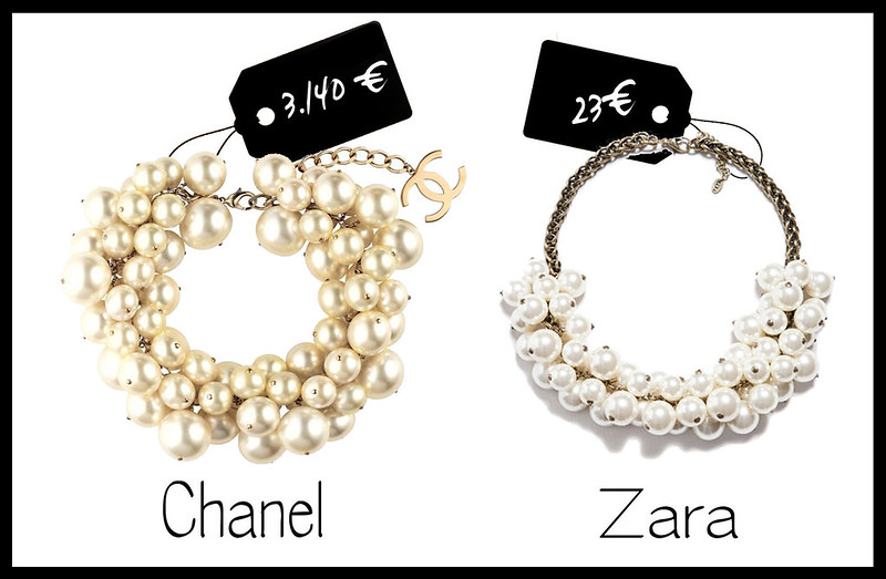 cheap and cool chanel-zara