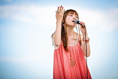 Aya Uchida - Japan Festival 2013
