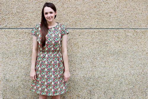 Carnaby Staple Dress by Jeni Baker