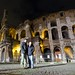 At the Colosseum by Matthew Kenwrick