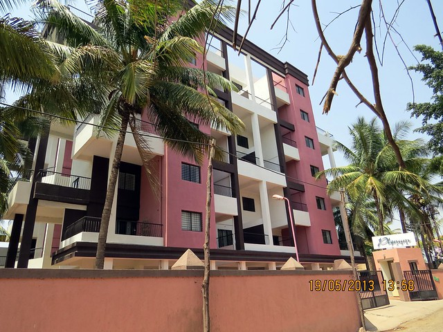 Neighbor of Atlantica East, 2 BHK & 3 BHK Flats at Keshavnagar, Mundhwa, Pune 411052