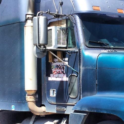 Semi Truck Air Conditioner : Truck air conditioners