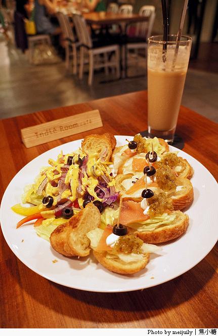 [台中早午餐]indie room cafe-金典綠園道咖啡館@ 焦小糖生活 ...