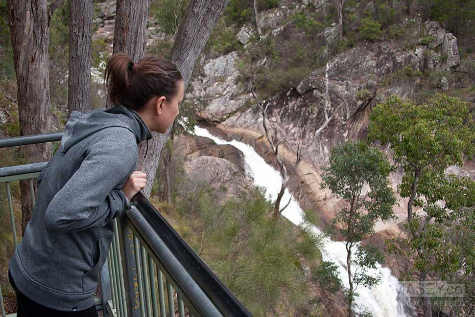 Boonoo Boonoo Falls.