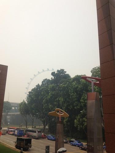 the haze of 2013