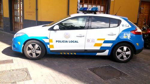 Policía Local. Islas Canarias. 9109016983_9b11be9e50