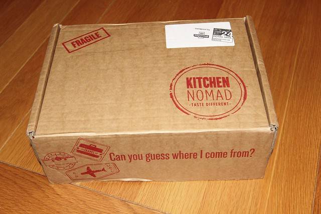 Kitchen Nomads box - Greece