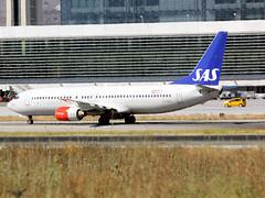 LN-RRU Boeing 737-883 SAS Norge