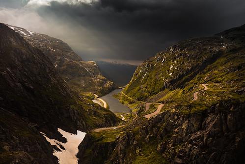 Mouintain road
