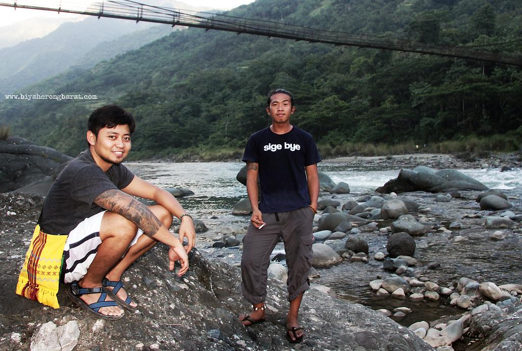 Tinglayan Luplupa Kalinga cordillera chico river