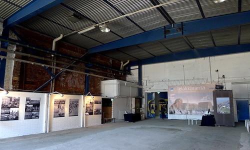 Telakkaranta-näyttely