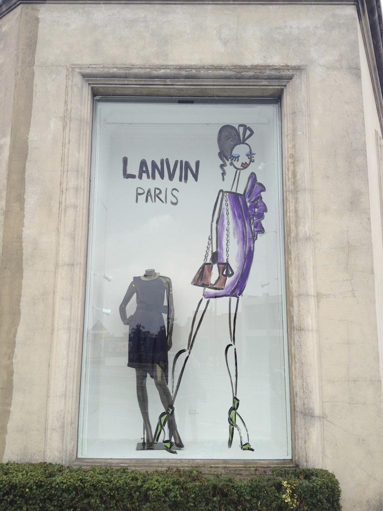 Supersized Fashion Illustration