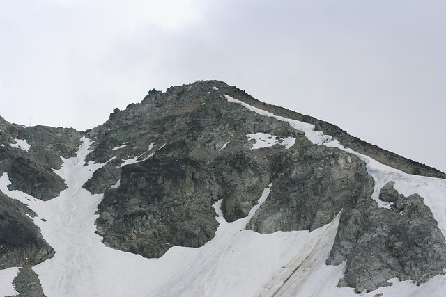 View from Blackcomb Mountain