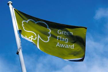 Keep Scotland Beautiful Green Flag Award