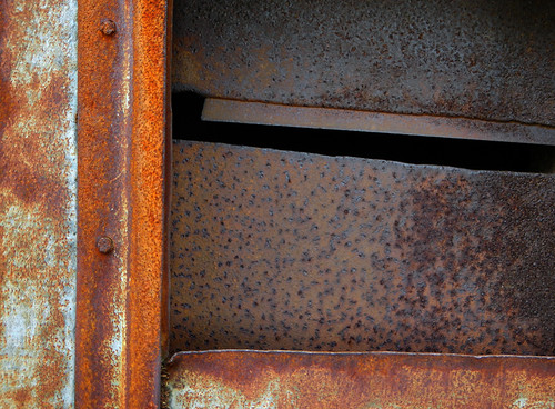 Granville Island rust compositions