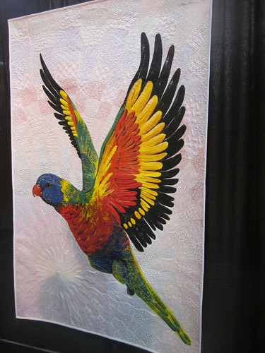 """Rainbow Lorikeet"" by Helen Godden of Latham, Australia"