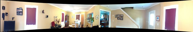 Room Panorama for DS106 daily create