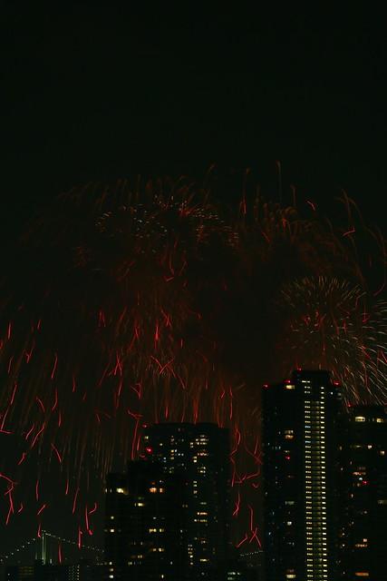 Tokyo Bay Fireworks Festival 2013 Canon EOS 70D 16
