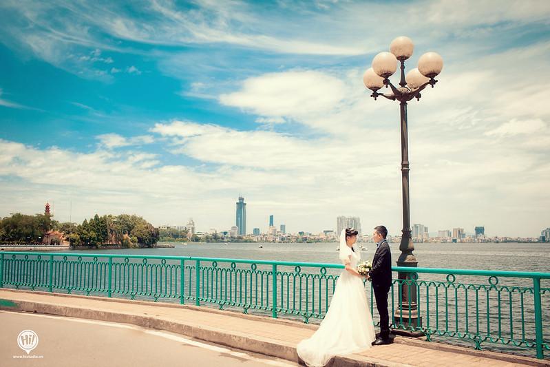 Wedding Rose Villa : Thương & Long