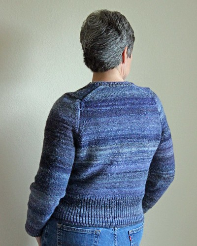 Classic Cardigan - Done Back