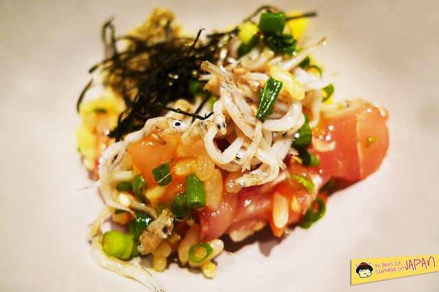 Tsukiji Restaurant  GEN-CHAN - Nigiwai bowl with sweet soy 3