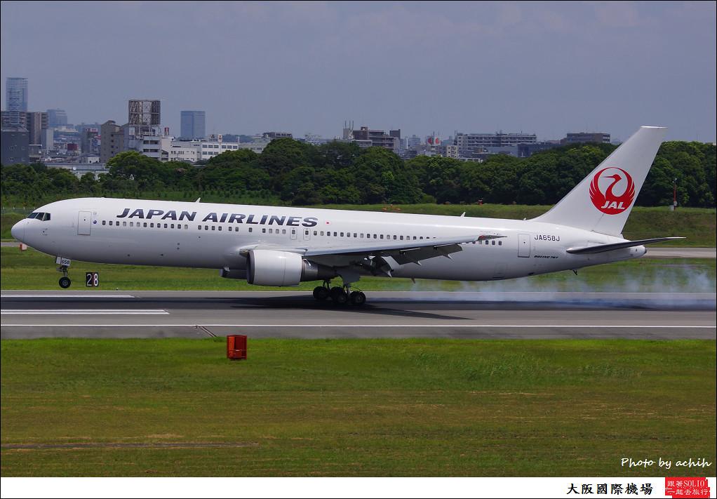 Japan Airlines - JAL JA658J-003