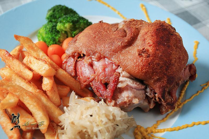 Flying Pig 豬窩餐廳~有著煙波大廚的細膩餐點