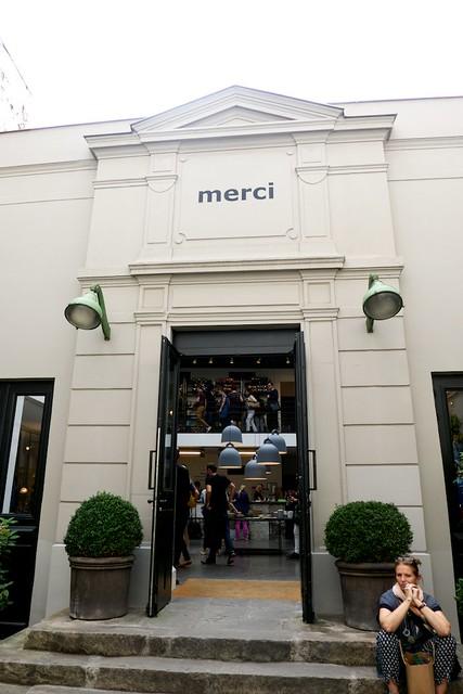 メルシー店舗はこんな外観。