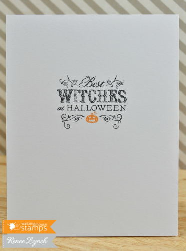 WMS Vintage Witch