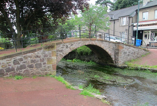 Small bridge in Biggar