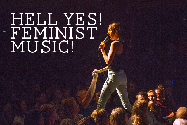 Hell Yes Feminist Music