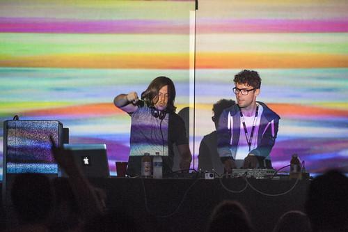 The Loops of Fury at Decibel Festival 2013