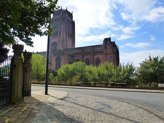 Liverpool Anglican Cathedral from Flickr via Wylio