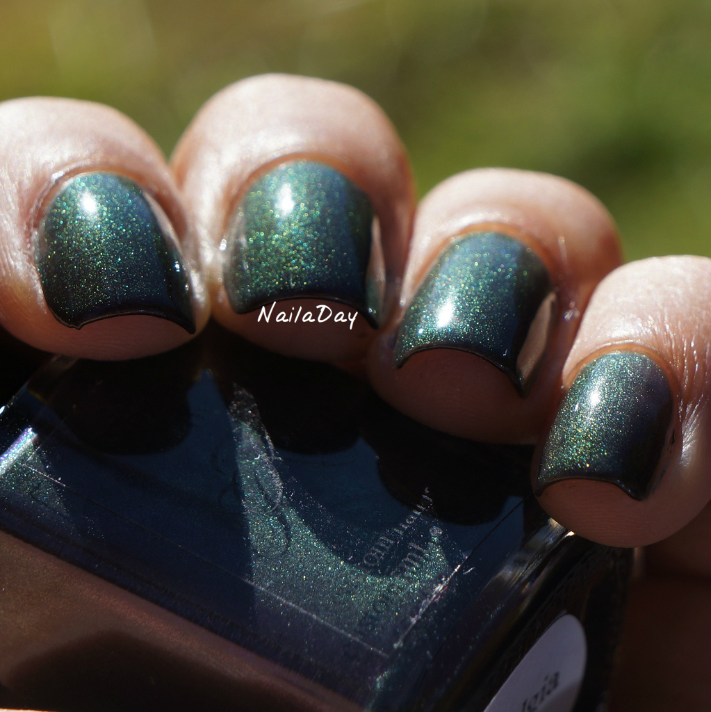 NailaDay: Polished by KPT Nostalgia