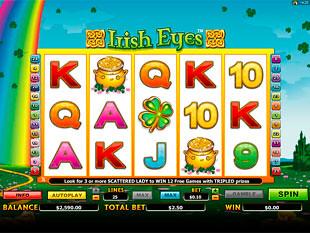 Irish Eyes<