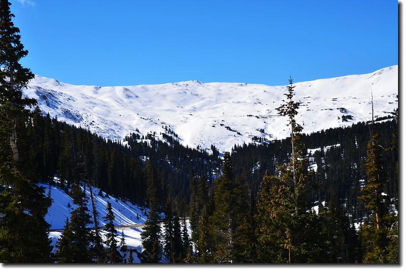 Loveland Pass  山景 13