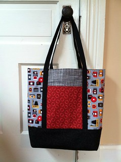 Apple Cider Market Tote