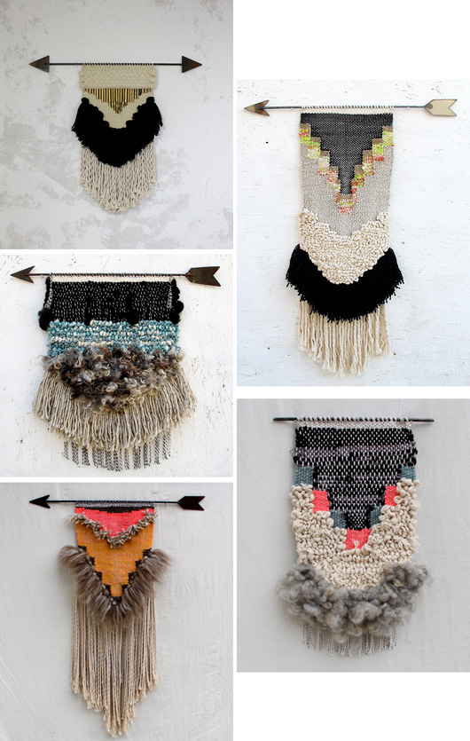 Woven Wall Hangings microtrend: let's talk about woven wall hangings — decor8