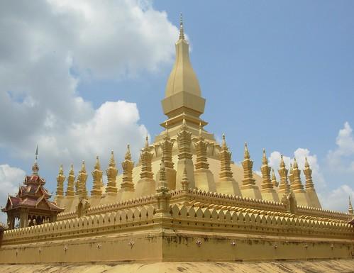 Vientiane 2007-Wat That Luang (12)