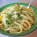 Post image for The vegetable carbonara